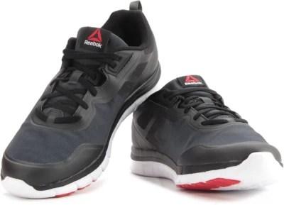 Reebok REEBOK ZQUICK SOUL Men Running Shoes(Black)