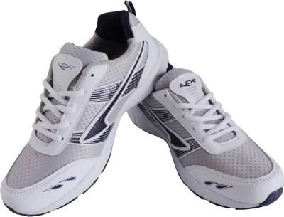 Lancer Ireland White & Navy Blue Running Shoes(White, Navy)