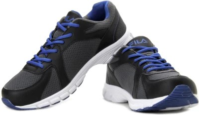 Fila Frame Running Shoes(Black, Grey)