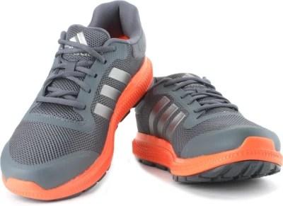 Adidas ENERGY BOUNCE M Men Running Shoes(Grey)