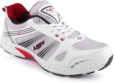 Lancer White Maroon Running Shoes(White, Maroon)