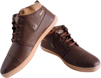 Lancer Lifestyle-4 Brown Running Shoes(Brown)