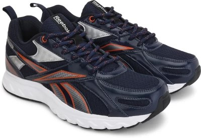 Reebok ACCIOMAX 6.0 Men Running Shoes(Navy, Orange)