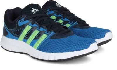Adidas GALAXY 2 M Men Running Shoes(Blue, Navy, Yellow)