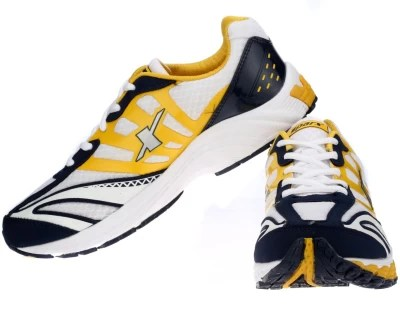 Sparx Running Shoes(White)