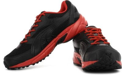 Puma Atom Fashion DP Running Shoes(Black)