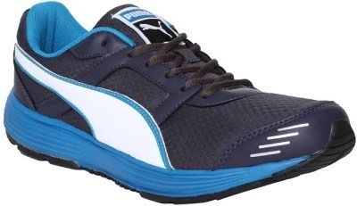 Puma Harbour Fashion DP Running Shoes(Blue)