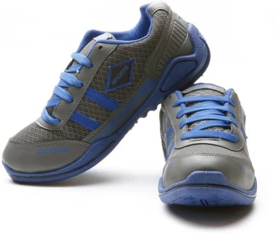 Maxis Running Shoes(Blue, Grey)