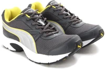 Puma Brilliance DP Men Running Shoes(Grey)