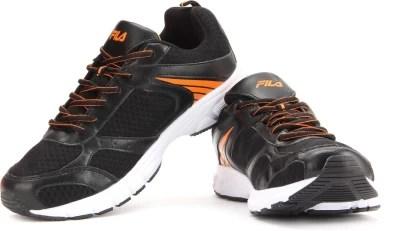 Fila REGENERATE Running Shoes(Black)