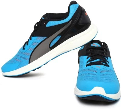 Puma IGNITE v2 Running Shoes(Blue)