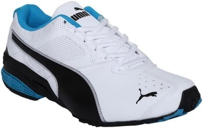 Puma Tazon 6 DP Running Shoes(White)