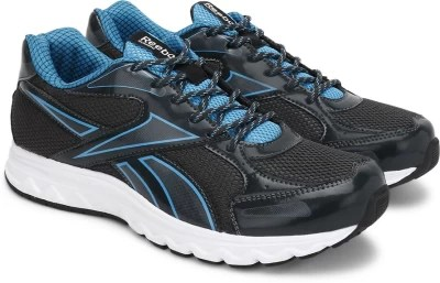 Reebok UNITED RUNNER 5.0 Men Running Shoes(Black, Blue)
