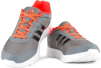Adidas Marlin 5.0 Men Running Shoes(Grey)
