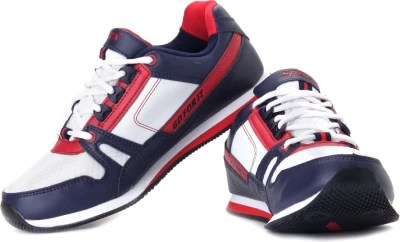 Sparx Running Shoes(Red, Blue, White)