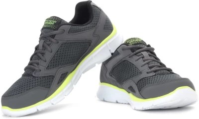 Skechers Equalizer Running Shoes(Grey)