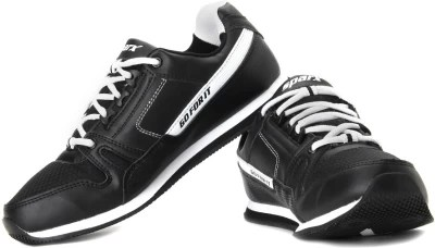 Sparx Running Shoes(Black, White)