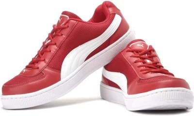 Puma Contest Lite Men Running Shoes(Red, White)
