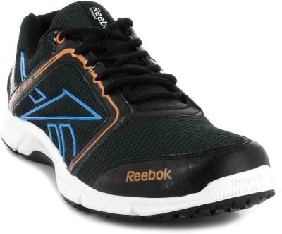 Reebok Run Stream Lp Running Shoes(Black, Grey)