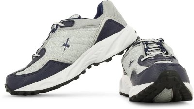Sparx Running Shoes(Navy, Silver)