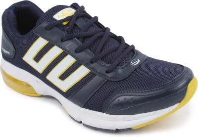 Lancer Running Shoes(Blue, Yellow)