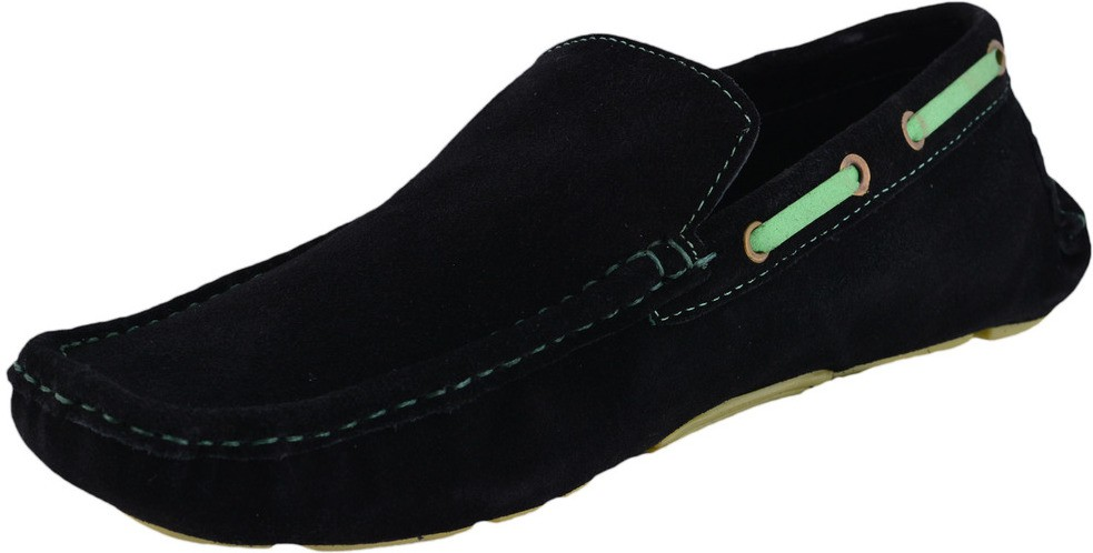 99 Moves Loafers(Black)