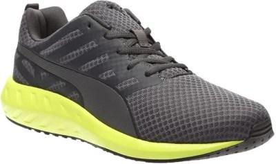 Puma Flare Mesh Running Shoes(Grey)
