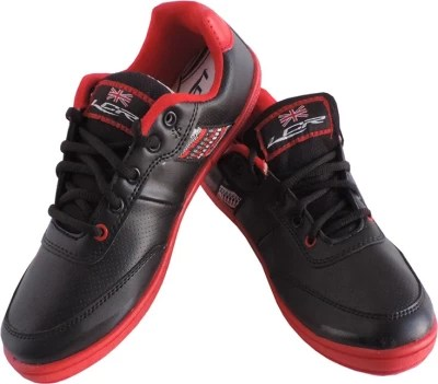 Lancer lifestyle-2 Black & Red Sport Running Shoes(Black, Red)
