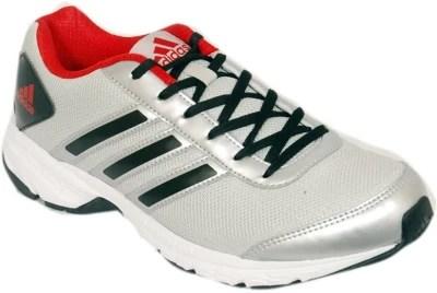 Adidas Running Shoes(White)