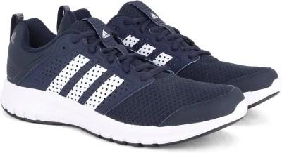 Adidas MADORU 11 M Men Running Shoes(Blue, White)