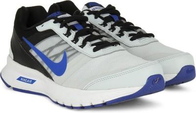 Nike AIR RELENTLESS 5 MSL Men Running Shoes(Black, Grey, Purple)