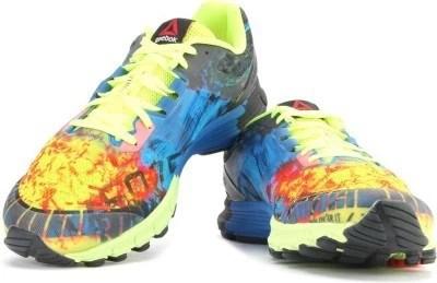 Reebok LTHS ONE CUSHION 3.0 AG Men Running Shoes(Blue, Multicolor)