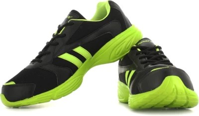 Sparx Running Shoes(Green, Black)