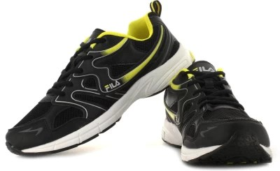 Fila Barrel Running Shoes(Black)