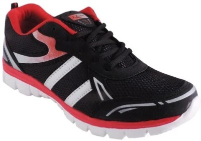 Lancer Running Shoes(Red, Black)