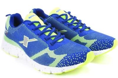 Sparx FURYLITE GM Men Running Shoes(Blue, Green)