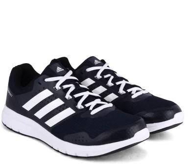 Adidas DURAMO 77 M Men Running Shoes(Blue, White)