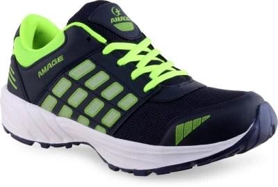 Lancer Running Shoes(Blue, Green)