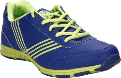 Bacca Bucci BBMG8013K Running Shoes(Blue, Green)