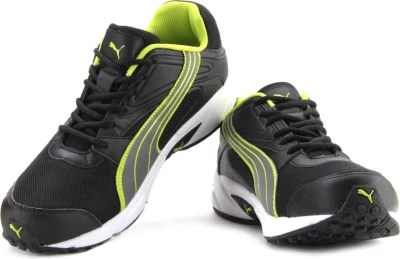 Puma Volt. II Ind. Men Running Shoes(Black)