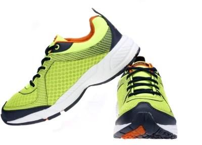 Sparx Running Shoes, Walking Shoes(Green, Orange)