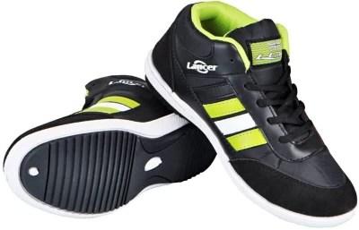 Lancer Running Shoes(Black)