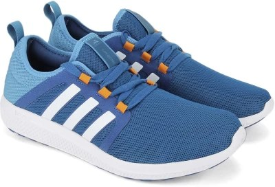 Adidas FRESH BOUNCE M Men Running Shoes(Blue)