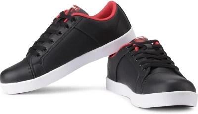 Sparx Running Shoes(Black)