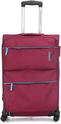 American Tourister Velo ct Check-in Luggage - 27.16 inch(Maroon)