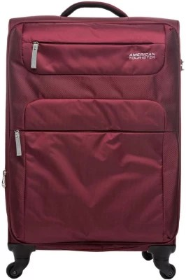 American Tourister AT trolley 26R040002 Check-in Luggage - 10 inch(RED)