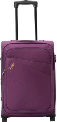 Skybags Cruze exp strolly 53 ppl Check-in Luggage - 27 inch(Purple)