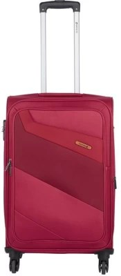 Safari Korrekt Expandable  Check-in Luggage - 75 inch(Red)
