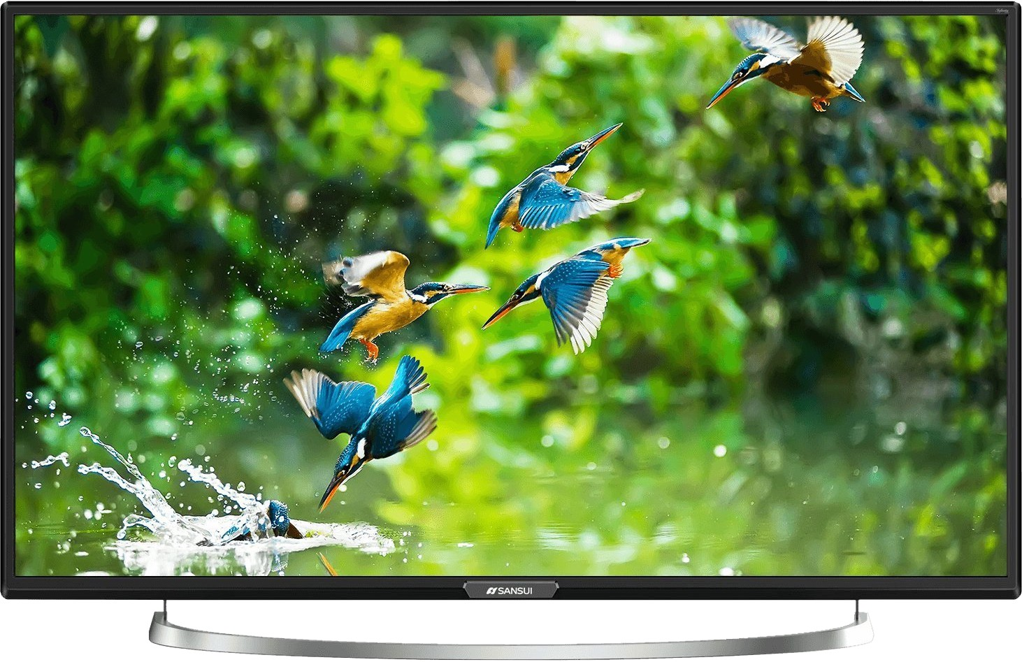 Sansui 121.9cm (48) Full HD LED TV(SKQ48FH, 2 x HDMI, 1 x USB)