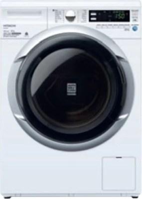 Hitachi 8.5 kg Fully Automatic Front Load Washing Machine(BD-W85TV)